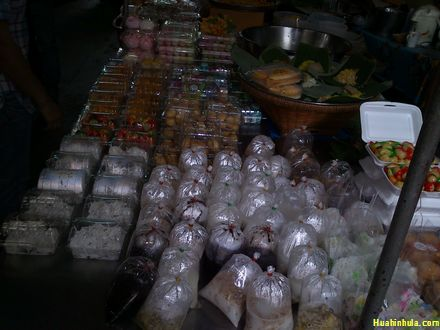 ร้านขนมแม่เยื้อน ตลาดหัวหิน
